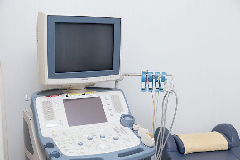 超音波(エコー)診断装置