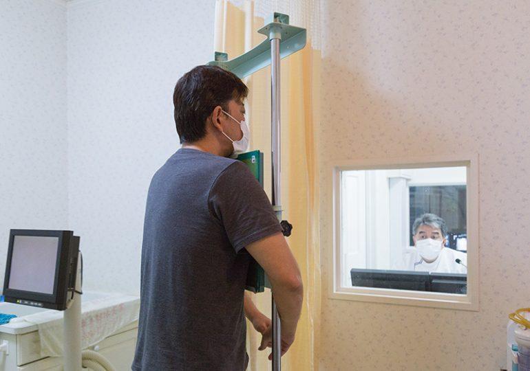 レントゲン装置(X線透視診断装置)