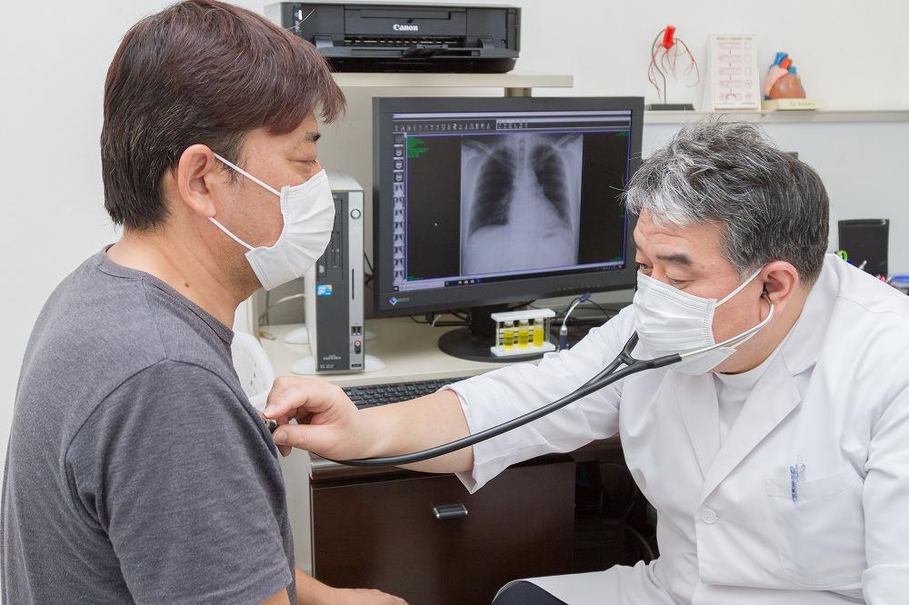 当院では患者様の症状により専門的な検査や治療をご提案させていただきます。
